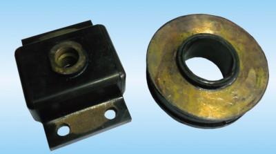 Детали резиновые технические для подвижного состава железных дорог ТУ РБ 00149438-056-93 - фото