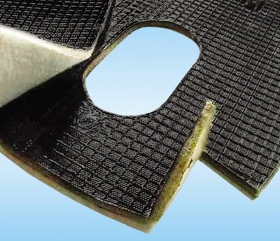 Панели слоистые шумопоглощающие ТУ РБ 700069297.010-2004 - фото