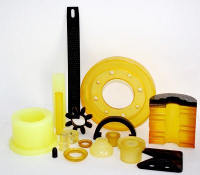 Детали формовые полиуретановые ТУ BY 700069297.001-2005 - фото