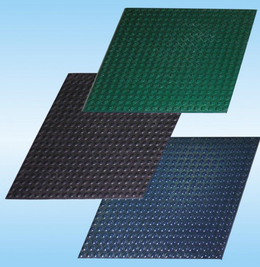 Пластины резиновые напольного покрытия ТУ 38 105376-92, фото